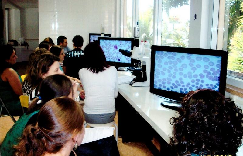 Aula Prática de Citologia Hematológica